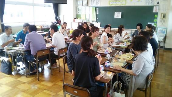 福井市立麻生津小学校